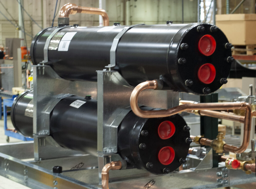 Water-Cooled Condensers