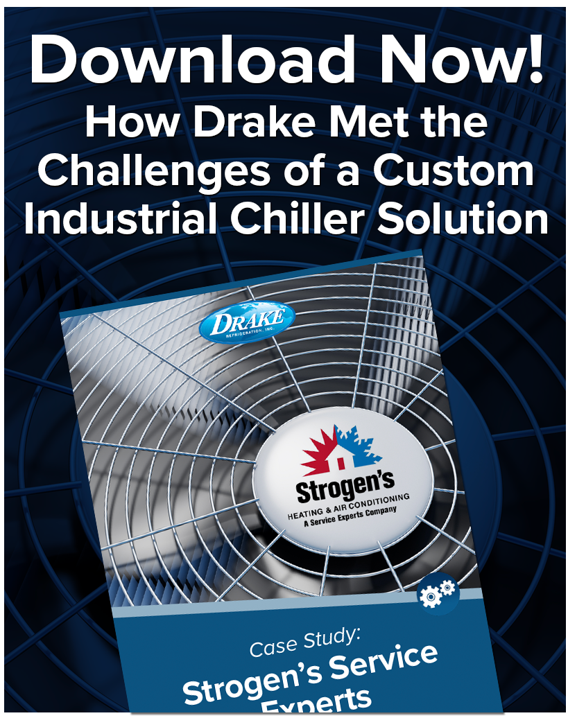 Industrial Chiller Case Study CTA